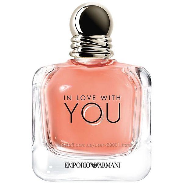 Giorgio Armani Emporio Armani In Love With You 100 мл тестер