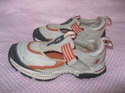 Легкие и комфортные туфли-бегунки, Timberland.
