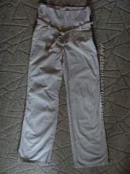 Летние брюки для беременной, р. S