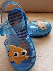 Силиконовые сандали Disney