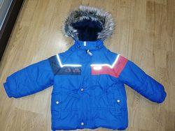 Зима куртка и комбинезон Lenne, 86см