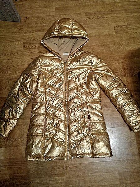 Золотое пальто Crazy8